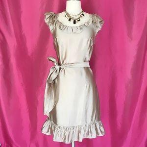 🍀SALE🍀LOFT Flounce Dress